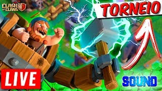 TORNEIO DE CC5 :: AO VIVO :: CLASH OF CLANS