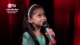 The Voice India Kids | Promo | Starts Tomorrow, Sat-Sun, 9 pm on &TV