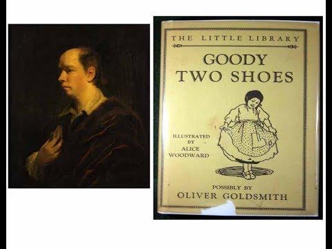 Oliver Goldsmith a renowned Irish poet