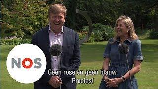 KONINGSHUIS: Met heimwee verlaten koning Willem-Alexander en koningin Máxima straks hun familiehuis