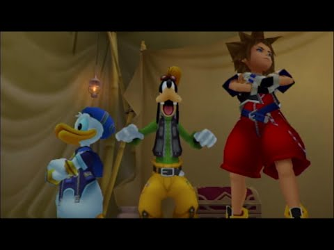 Kingdom Hearts FM [PS3] Playthrough #013, Deep Jungle (1/4): Meeting Tarzan and Jane