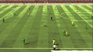 FIFA Digital World Cup 2014 Qualification: Zimbabwe - Comoros