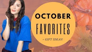 October Favorites + gift ideas 2018 | Nicole Andersson
