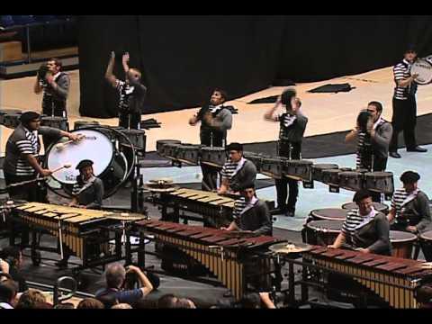 RCC Indoor Percussion - WGI Finals 2008