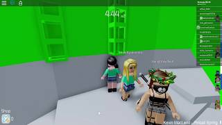Roblox Tower Of Hell P1 - Mum Could Not Get Up A Ladder So Funny