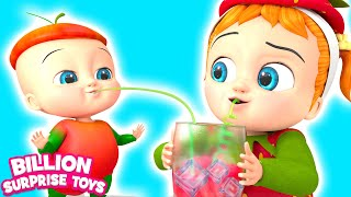 I am a little strawberry | BST Kids Songs & Nursery Rhymes