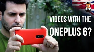 OnePlus 6 - Video App, Quality, Stabilization, Slow Motion, Audio