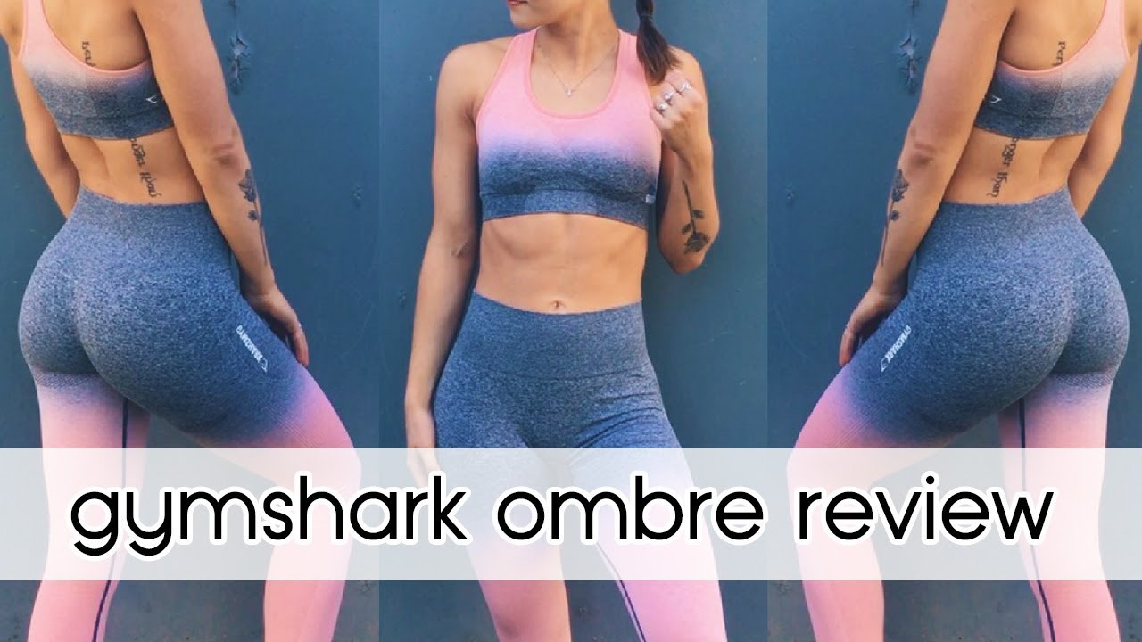 d137658bd80d1 Gymshark Ombre Seamless Review - YouTube