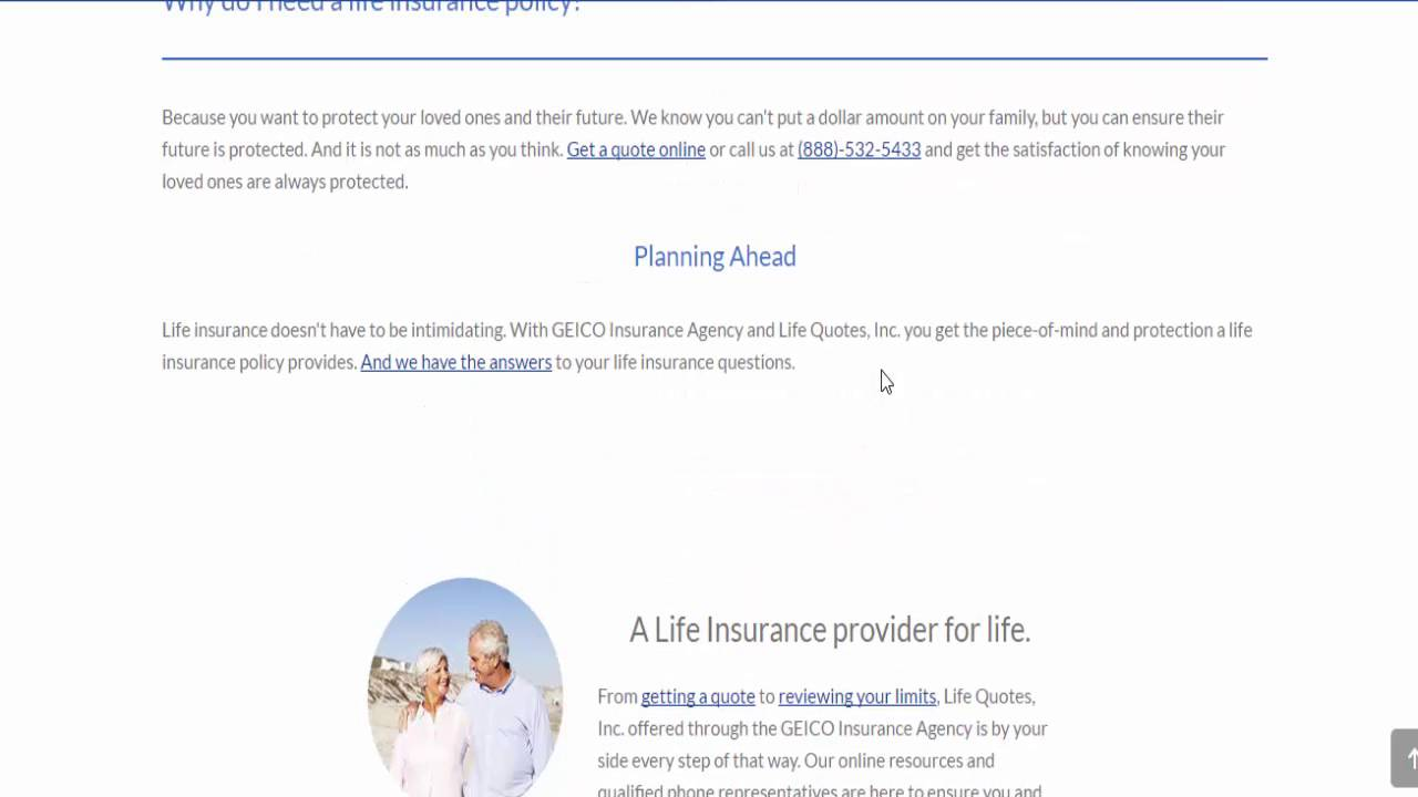 Get Life Insurance Quote Get Life Insurance With An Online Life Insurance Quote  Youtube