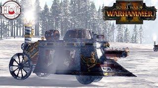 Steel and Fire - Total War Warhammer 2 - Online Battle 163