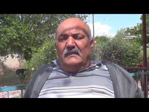 Hasanbeyli Yeşilyurt Mahallesi Muhtarı Mehmet Sönmez