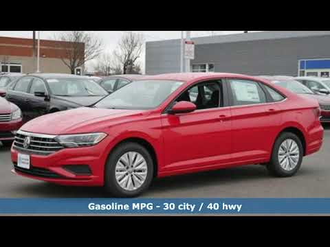 New 2019 Volkswagen Jetta Saint Paul MN Minneapolis, MN #88957 - SOLD