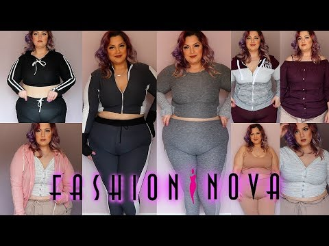 Huge Fashion Nova Plus Size Haul | True To Size? + Try On
