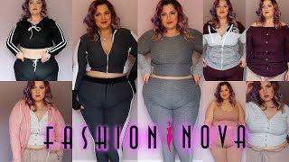 Huge Fashion Nova Plus Size Haul | True To Size? + Try On