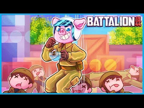 Battalion but I teabag everyone I kill...