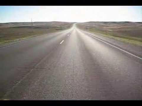 South Dakota straightaway - 2007