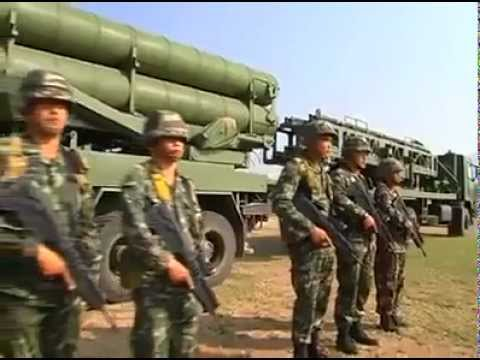 Thailand flexes muscle back at Hun Xen by showing off DTI-1 missiles