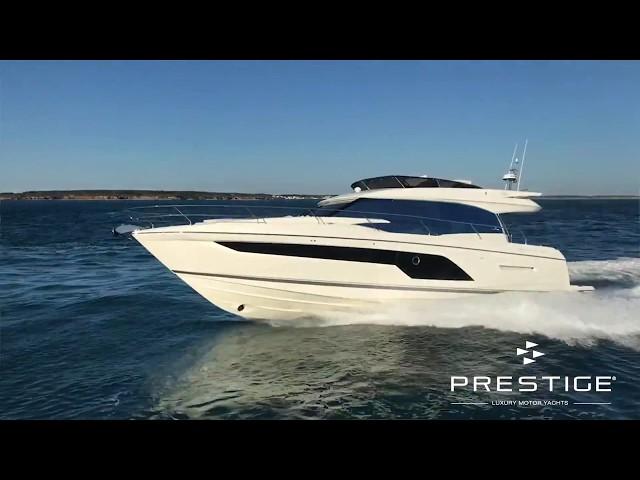 Introducing the PRESTIGE 590
