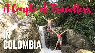 Backpacking Colombia - A Couple of Travellers Episode 8