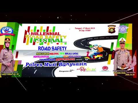 Millenial road safety festival Mp3