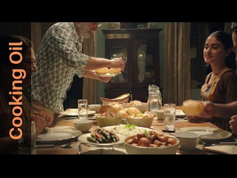 Fortune Soyabean Oil TV ad ,Foodstyling by Chef Payal Gupta