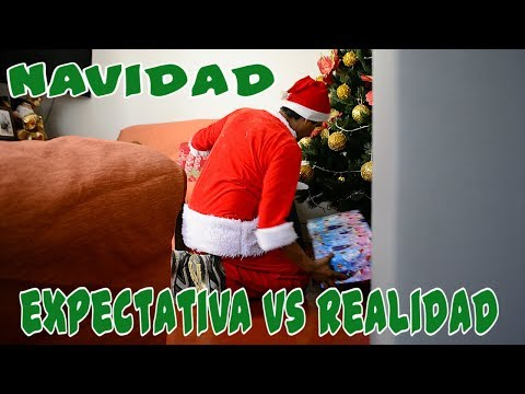 Loco IORI - NAVIDAD EXPECTATIVA - REALIDAD (tipicas de navidad peruana)