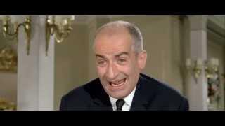 Louis de Funès: Le Grand Restaurant (1966) -  Recette du soufflé à la pomme de terre