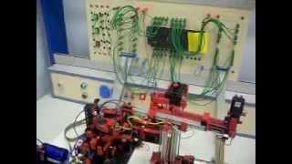 видео: ПЛК Siemens Конвейер Манипулятор