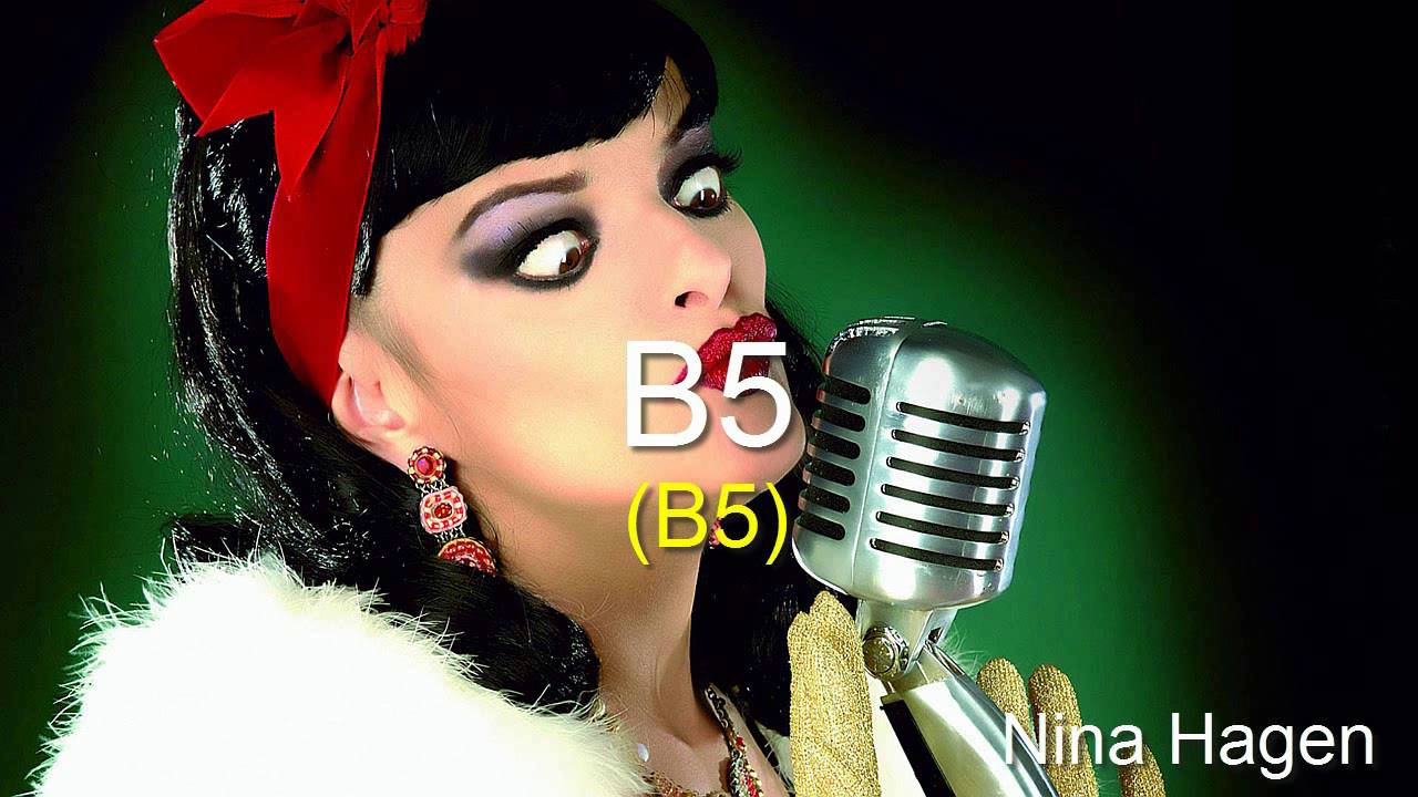 B5 Singers