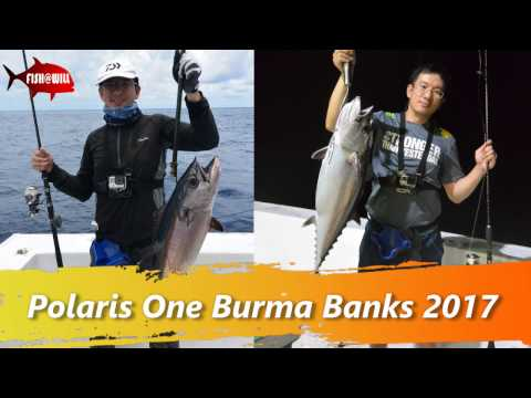 Burma Banks Offshore - Polaris One - Dogtooth Tuna