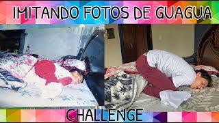 IMITANDO FOTOS DE GUAGUA CHALLENGE │KikeJav