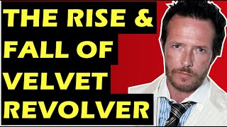 Velvet Revolver  How The Band Fell To Pieces & Fired Scott Weiland - Slash, Duff, Matt Sorum
