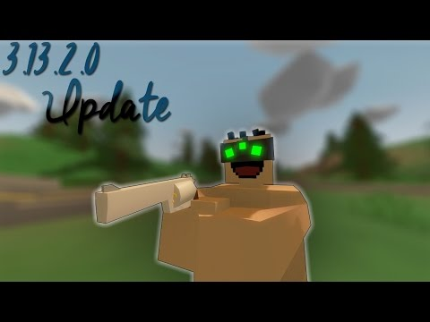Unturned 3.13.2.0: Civilian Night Vision, Mythic Effects, Workshop Filters, Ace Animation, And More!