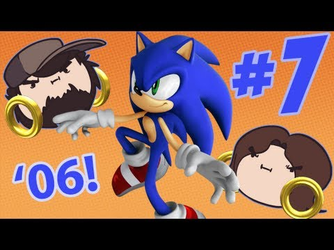 Sonic '06: The Not-So-Silver Lining - PART 7 - Game Grumps