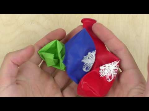 Download Youtube: 5 AWESOME BALLOON TRICKS!