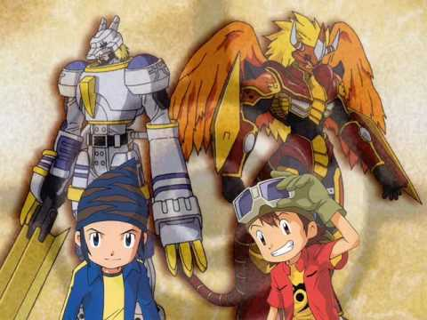 Digimon frontier - The last element (karaoke)