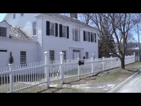 April 2009 The Allan Macpherson House - Town of Gr...