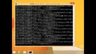 Windows 8.1 破壊してみた