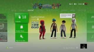Skylander SWAP FORCE Free Xbox Live Theme