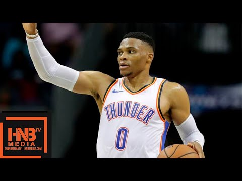 Oklahoma City Thunder vs New Orleans Pelicans Full Game Highlights | 11.05.2018, NBA Season