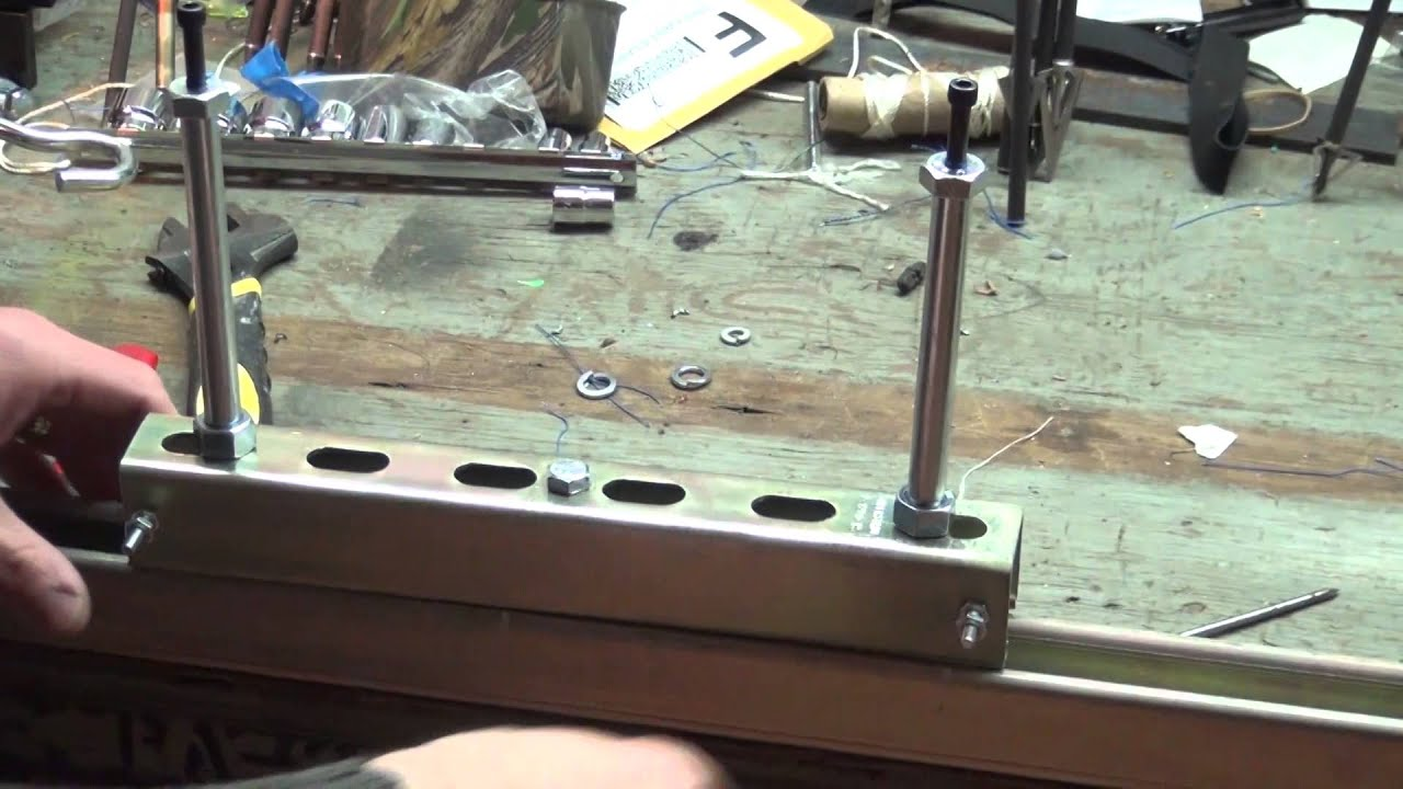 how to make a homemade bow string