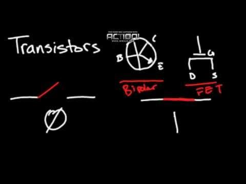 Basic Data Structures: Transistor