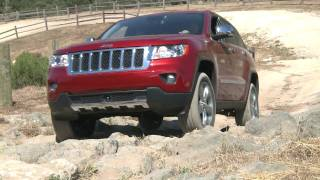 2011 Jeep Grand Cherokee test drive and review