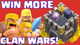 Clash Of Clans Win More Wars | How To Win More Clan Wars Guide