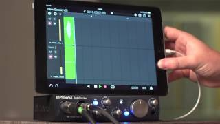 PreSonus AudioBox i Series QSG, Part 5 of 6: iPad Connectivity: en Français