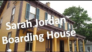 Download Video Visiting the Sarah Jordan Boarding House [Greenfield Village Part 11 of 18] MP3 3GP MP4