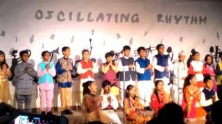 Video MRITYUNJAY KHARE performing teri hai zameen tera asman with his group. download MP3, 3GP, MP4, WEBM, AVI, FLV Agustus 2018