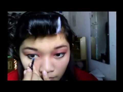 Tutorial Makeup Indonesia #22 - YouTube