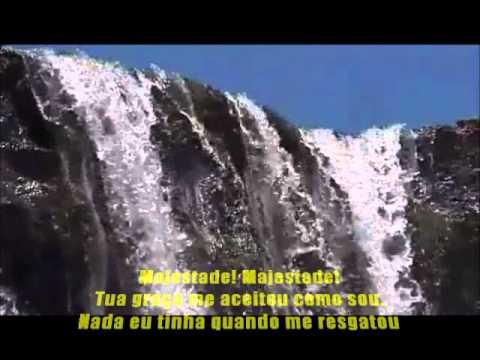 Majestade (Livres para adorar) - Majesty (Here I am) Delirious Portuguese version