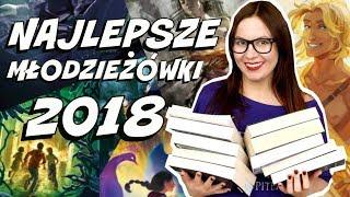 NAJLEPSZE POWIEŚCI MŁODZIEŻOWE 2018 ROKU!